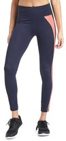 Gap GapFit Blackout gFast stripe high rise leggings