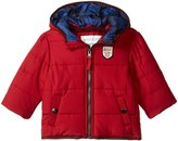 Carter's Heavyweight Classic Bubble Jacket (Baby) - Red - 18 Months