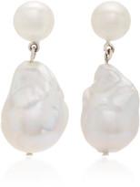 Sophie Buhai Essential Sterling Silver And Pearl Earrings