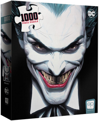 Usaopoly Joker Crown Prince Of Crime 1000 Piece Puzzle