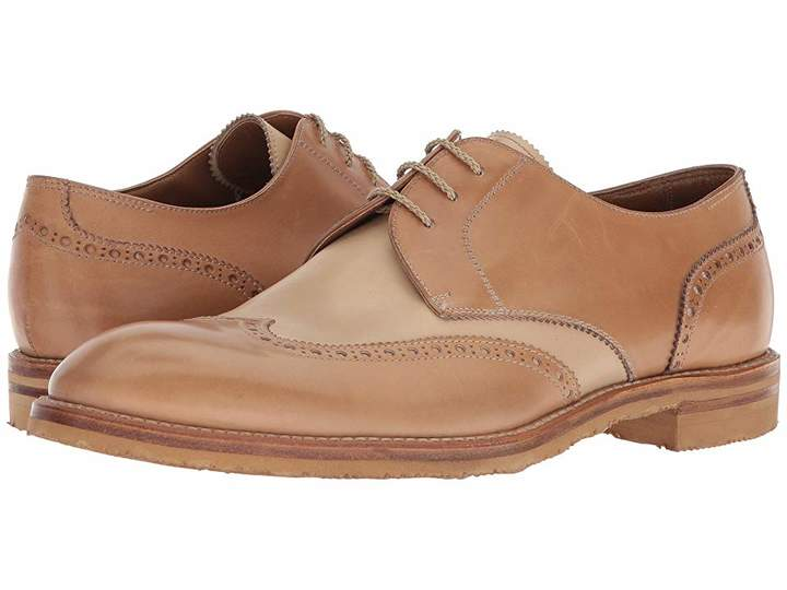 Gravati 3 Eyelet Wingtip Blucher Men's Shoes