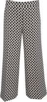 MICHAEL Michael Kors Cropped Palace Trousers
