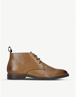 Aldo Galiawien leather derby boots