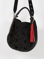Free People Aurora Studded Hobo