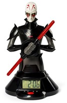 Spin Master Toys Spin Master Star Wars – The Inquisitor Lightsaber Clock