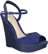 Aldo Women's Shizuko Ankle-Strap Wedge Sandals