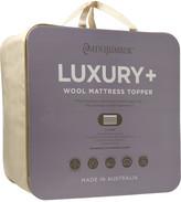 MiniJumbuk Mini Jumbuk Luxury Topper King Bed