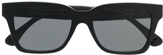 RetroSuperFuture Square Framed Sunglasses