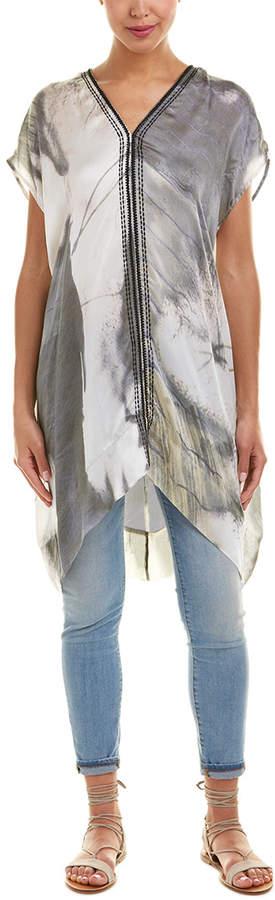 Biya Silk Tunic