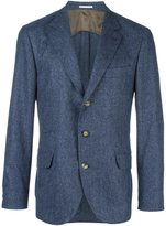 Brunello Cucinelli three-button blazer