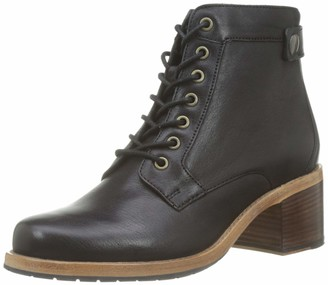 Clarks Clarkdale Tone Womens Ankle Boots