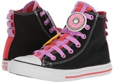 Converse Chuck Taylor All Star Loopholes Emoji Hi (Little Kid/Big Kid)