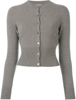 N.Peal cashmere cropped cardigan - women - Cashmere - S