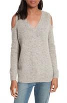 Rebecca Minkoff Women's Page Cold Shoulder Sweater