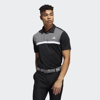 adidas Novelty Colorblock Polo Shirt
