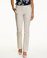 Le Château Cotton Blend Slight Flare Leg Pant