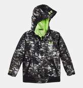 Under Armour Boys' Pre-School UA Digi Blur Rideable Jacket