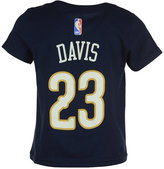 adidas Toddlers' Anthony Davis New Orleans Pelicans Player T-Shirt