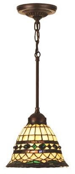 Astoria Grand Diane 1 - Light Single Bell Pendant