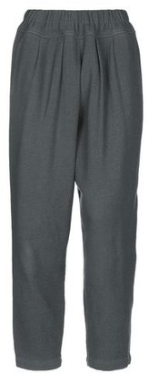 Black Crane Casual pants
