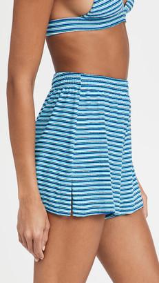 Frankie's Bikinis Coco Terry Shorts