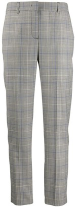 Paul Smith tailored checked trousers