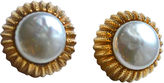 One Kings Lane Vintage Nettie Rosenstein Pearl Earrings