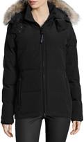 Canada Goose Chelsea Fur-Hood Parka Coat