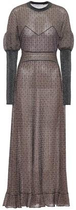 Chloé Knit maxi dress