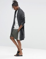 Asos Loungewear Short With Towelling Panel