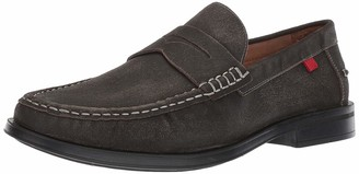 Marc Joseph New York Men's Leather Made in Brazil Cortlad Loafer Penny