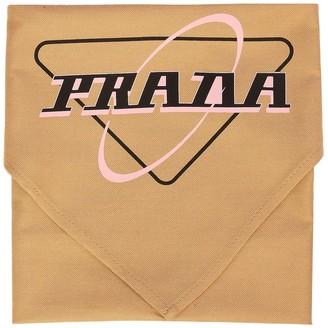 Prada Foulard Con Logo