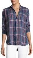 Frank And Eileen Long-Sleeve Button-Front Plaid Shirt