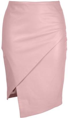 Mason by Michelle Mason Wrap Skirt