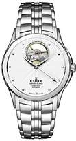 Edox Women's 85013 3 AIN Grand Ocean Analog Display Swiss Automatic Watch