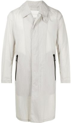 MACKINTOSH Dunkeld mid-length coat