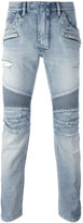 Balmain biker jeans - men - Cotton/Polyurethane - 28