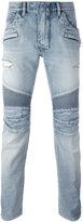 Balmain biker jeans - men - Cotton/Polyurethane - 30