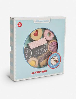 Le Toy Van Biscuit wooden set