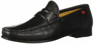 Marc Joseph New York Slip On's Mens Leather Lexington Loafer