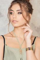 Vanessa Mooney The Angel Black Bracelet