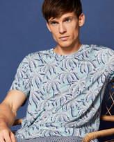 Ted Baker Palm tree print Tshirt