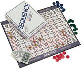 University Games Sequence Game