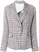 Etoile Isabel Marant Jayden blazer - women - Cotton/Linen/Flax - 42