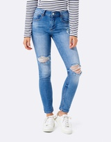 Forever New Emmy Relaxed Straight Jeans