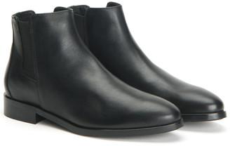 Aquatalia Rory Weatherproof Leather Booties