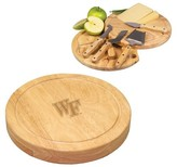 Picnic Time Wake Forest Deacons Round Cheeseboard