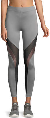 Koral Activewear High-Rise Mesh Performance Leggings