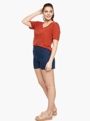 ABLE Anamika Relaxed T-Shirt