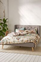 Urban Outfitters Esme Tufted Platform Bed